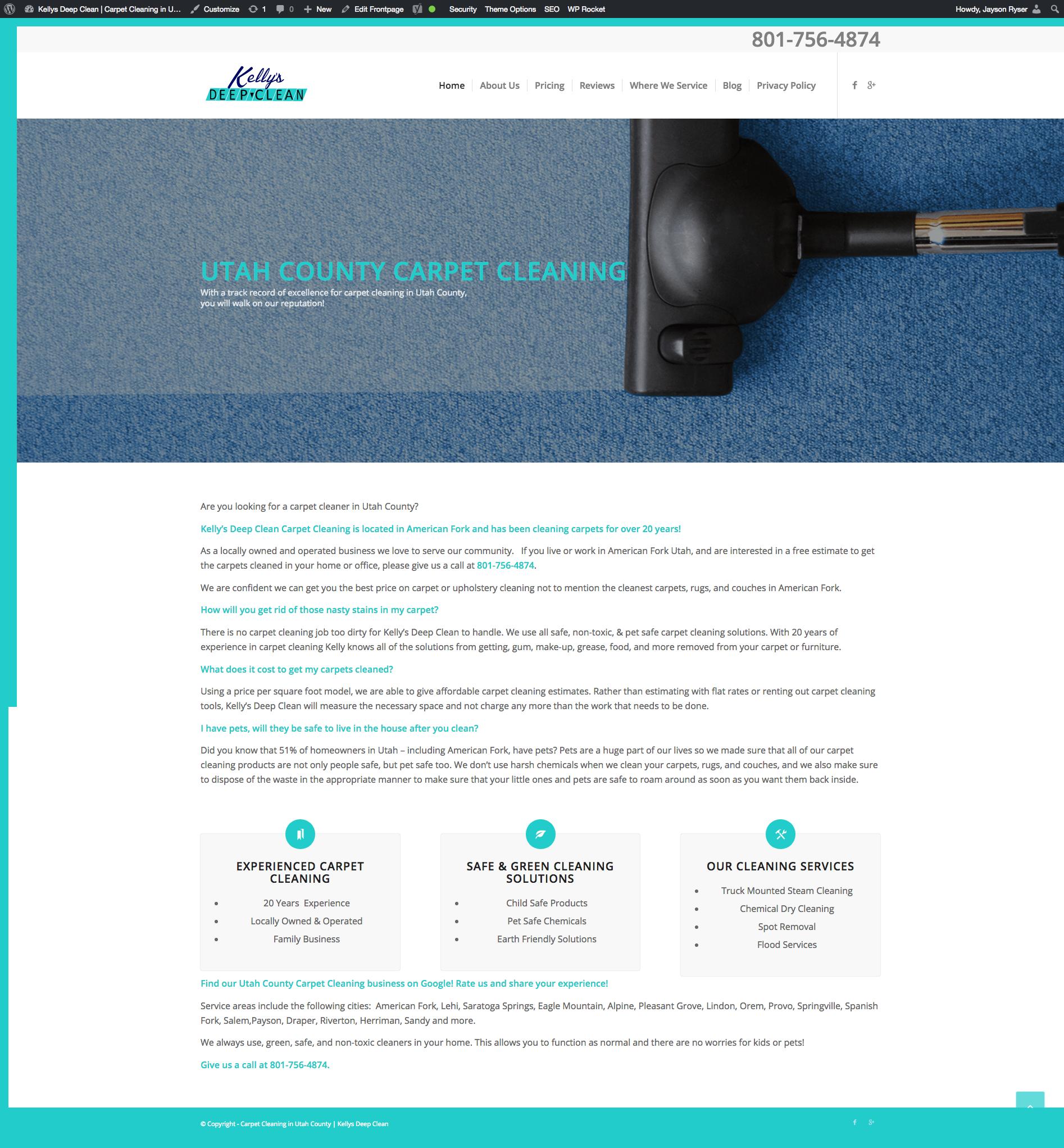 Kellys Deep Clean Utah Carpet Cleaner Carpet Cleaning In